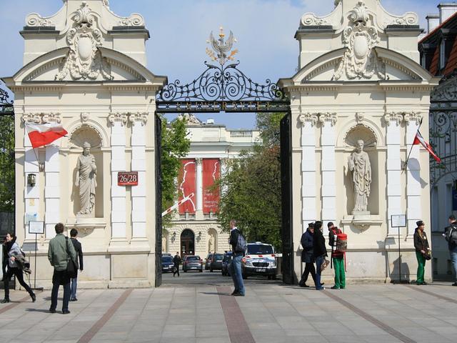 Варшавский политехнический университет фото