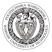 Варшавский политехнический университет лого