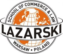 Lazarski logo