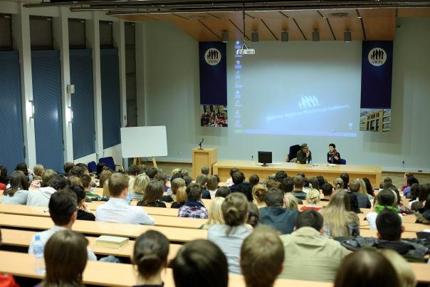 swps аудитория университета